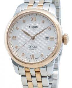 Tissot Le Locle T006.207.22.036.00 T0062072203600 Diamond Accents Automatic Damenuhr