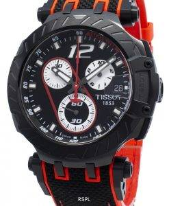Tissot T-Race MotoGP T115.417.37.057.01 T1154173705701 Tachymeter Quarz Herrenuhr