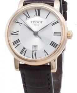 Tissot Carson Premium T122.210.36.033.00 T1222103603300 Quarz Damenuhr