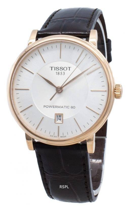 Tissot T-Classic Carson T122.407.36.031.00 T1224073603100 Automatische Herrenuhr