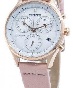 Citizen Chandler FB1443-08A Chronograph Eco-Drive Damenuhr