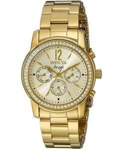 Invicta Angel 11770 Diamond Accents Quarz Damenuhr
