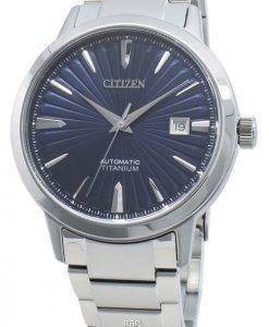 Citizen Automatic NJ2180-89L Titan Herrenuhr