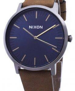 Nixon Porter A1058-2984-00 Analog Quarz Herrenuhr