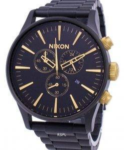 Nixon Sentry Chrono Quartz A386-1041-00 Herrenuhr