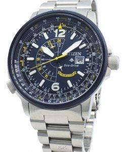 Citizen Promaster Nighthawk BJ7006-56L Eco-Drive 200M Herrenuhr