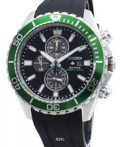 Citizen Promaster Diver CA0715-03E Chronograph Eco-Drive 200M Herrenuhr