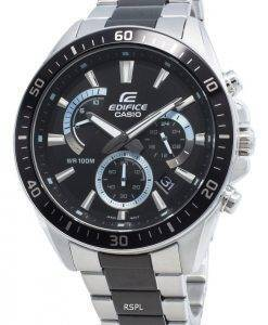 Casio Edifice EFR-552SBK-1AV EFR552SBK-1AV Chronograph Herrenuhr