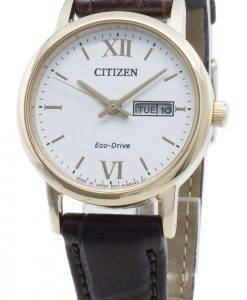 Citizen Eco-Drive EW3252-07A Japan Made Damenuhr