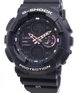 Casio G-Shock GMA-S140-1A GMAS140-1A Weltzeit Quarz 200M Damenuhr