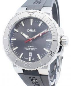 Oris Aquis Datum 01 733 7730 4153-07 4 24 63EB 01-733-7730-4153-07-4-24-63EB Automatische 300M Herrenuhr