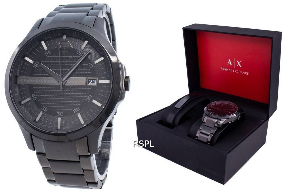 Armani Exchange Hampton AX7101 Quarz Herrenuhr