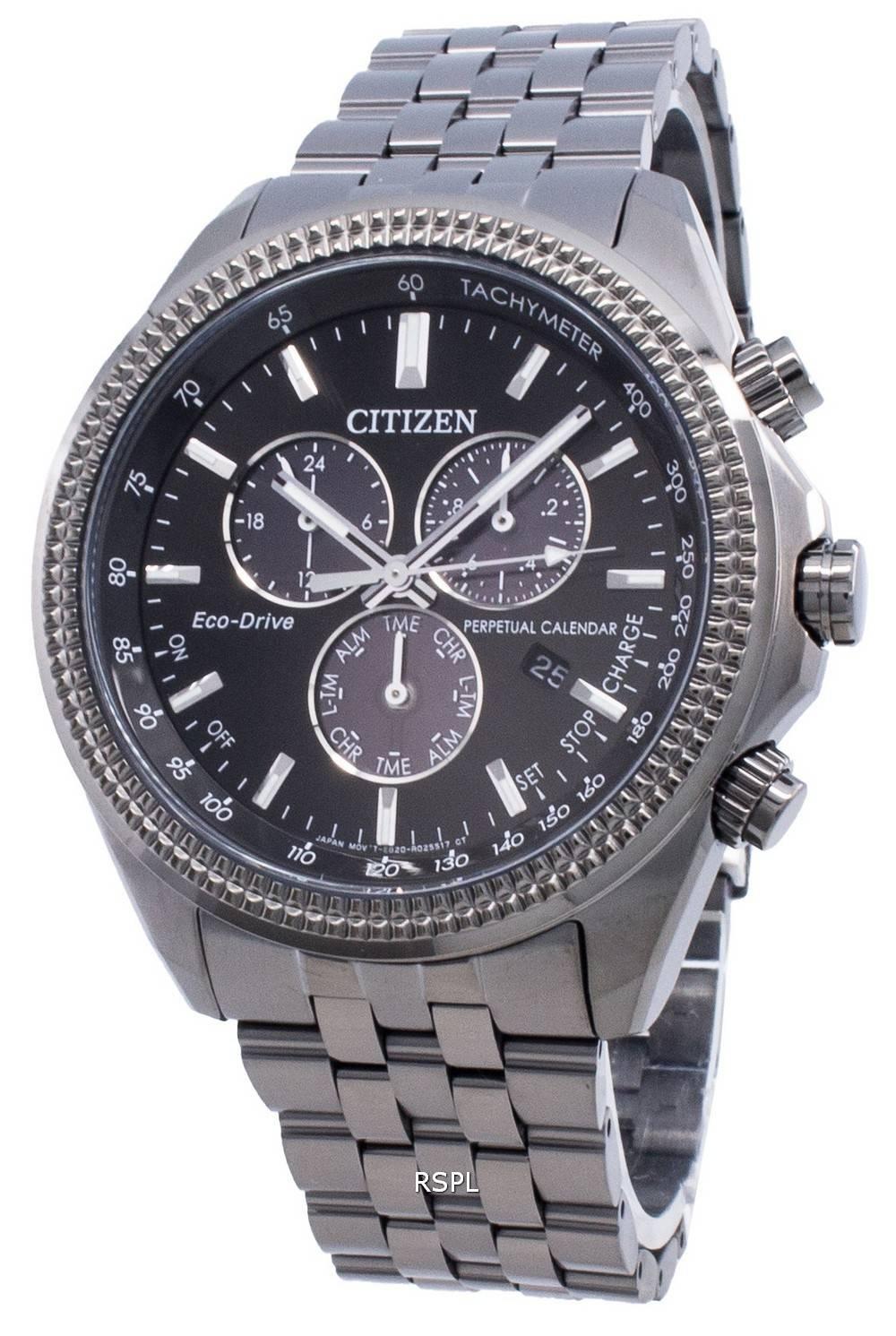 Citizen Brycen Eco-Drive BL5567-57E Tachymeter Herrenuhr