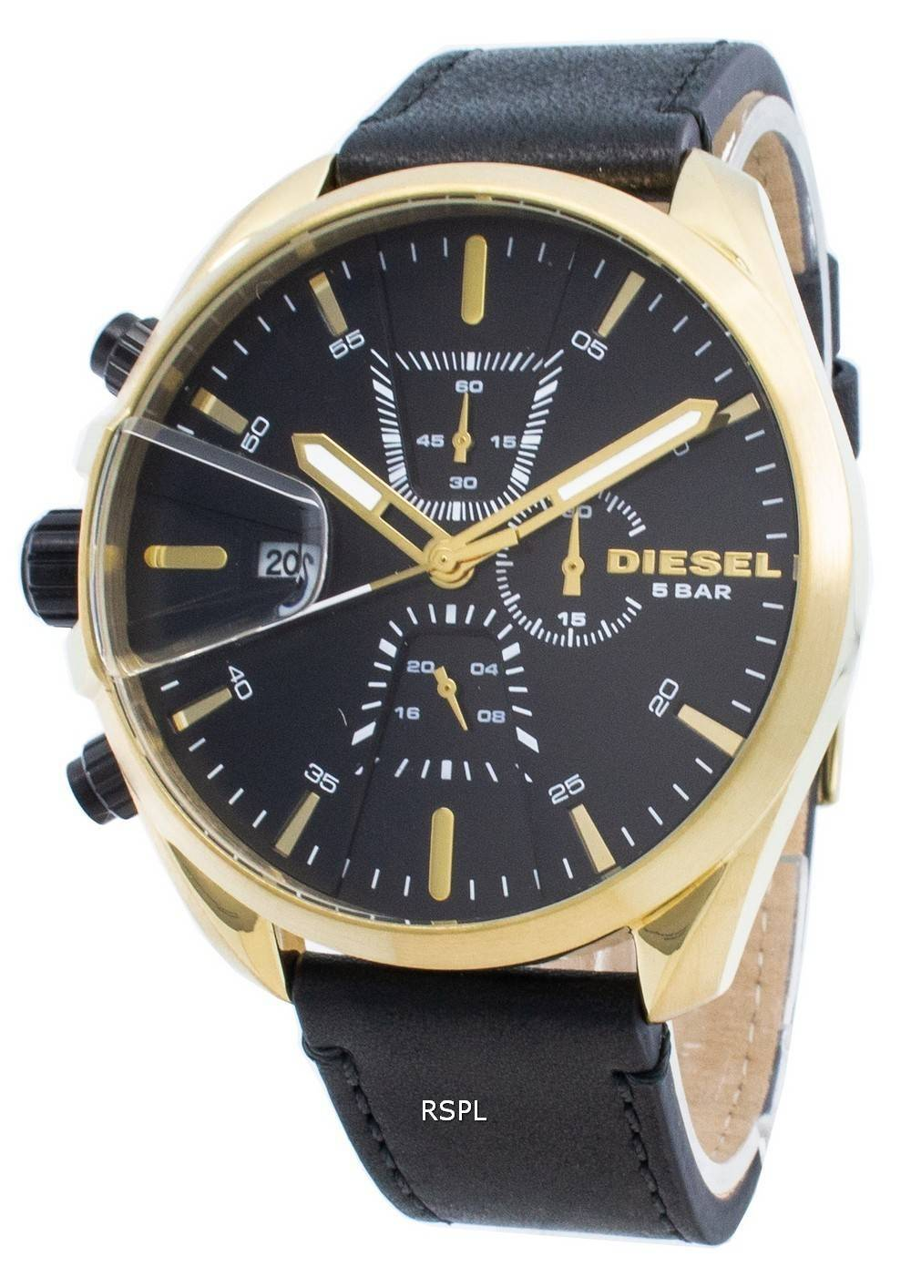 Diesel MS9 DZ4516 Chronograph Quarz Herrenuhr