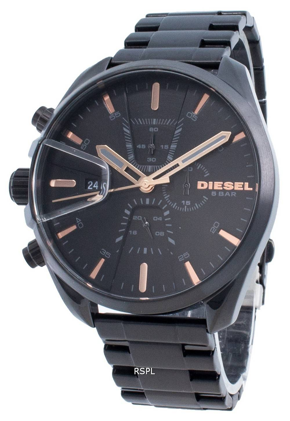 Diesel MS9 DZ4524 Chronograph Quarz Herrenuhr