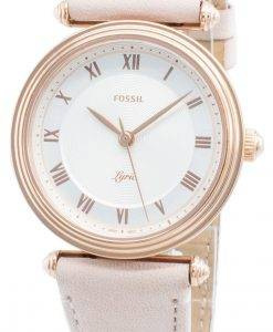 Fossil Lyric ES4707 Quarz Damenuhr