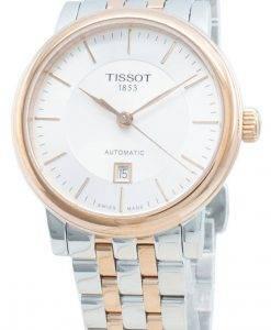 Tissot T-Classic Carson Premium T122.207.22.031.01 T1222072203101 Automatische Damenuhr