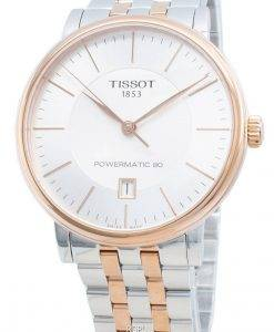 Tissot T-Classic Carson Premium Powermatic 80 T122.407.22.031.01 T1222072203101 Automatische Herrenuhr