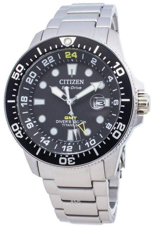 Citizen Eco-Drive PROMASTER Marine BJ7110-89E 200M Herrenuhr