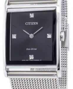 Citizen Eco-Drive Axiom BL6000-55E Diamantakzente Damenuhr