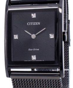 Citizen Eco-Drive Axiom BL6008-53E Diamantakzente Damenuhr