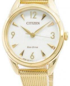 Citizen Eco-Drive EM0687-89P Damenuhr