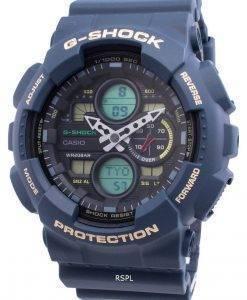Casio G-Shock GA-140-2A Stoßfester Quarz 200M Herrenuhr