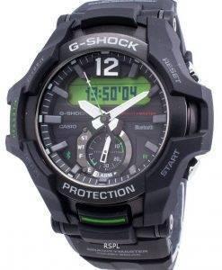 Casio G-Shock Bluetooth GRAVITYMASTER GR-B100-1A3 Neobrite Solar 200M Herrenuhr