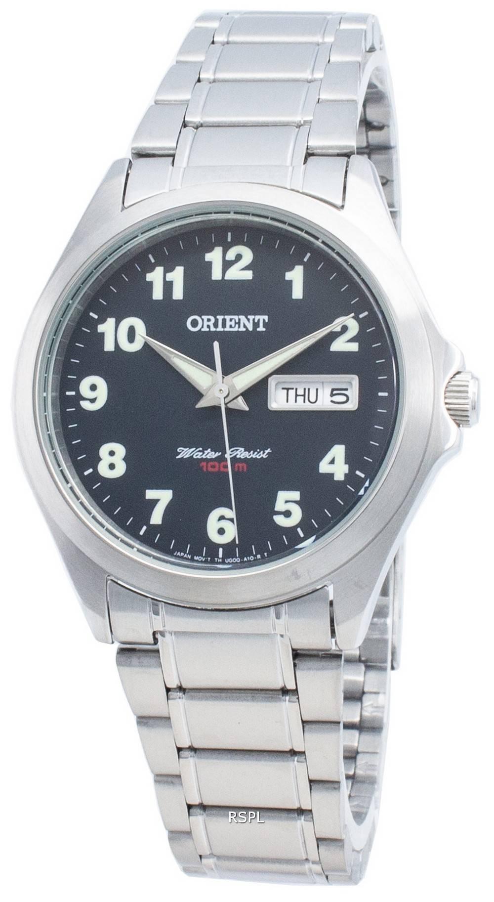 Orient Zeitgenössische FUG0Q008D6 Quarz Unisex Uhr