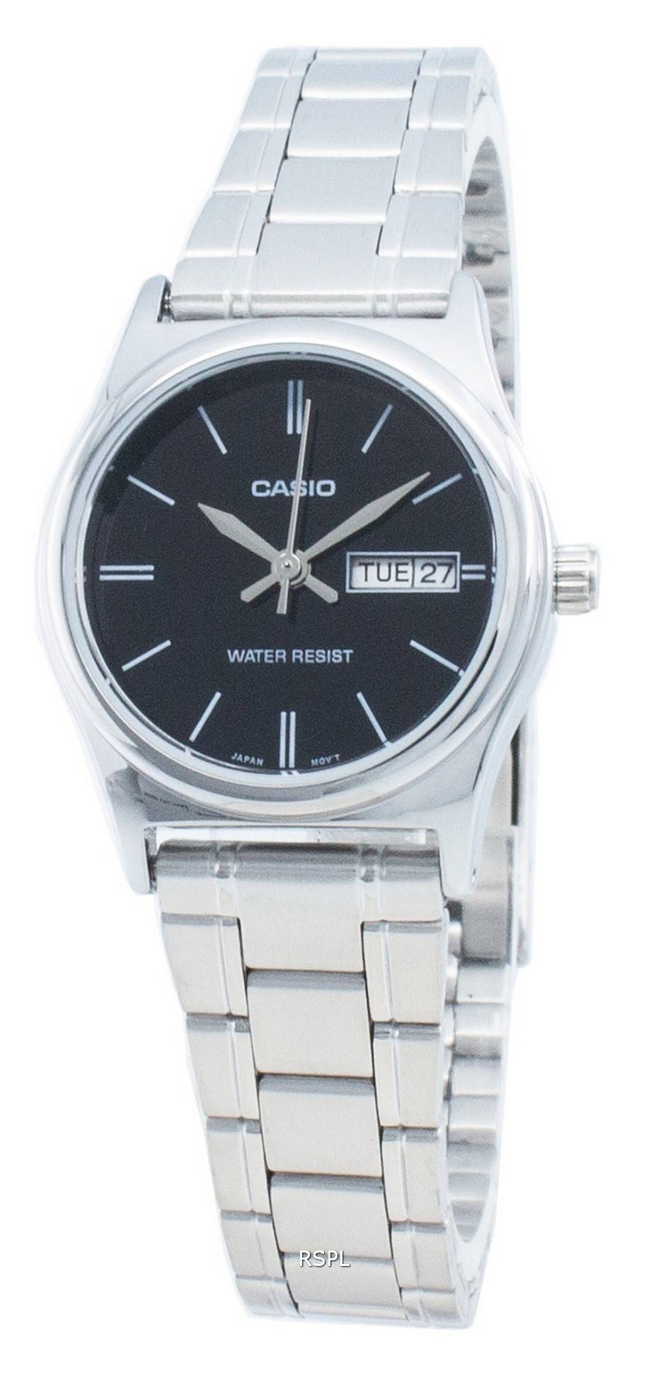 Casio LTP-V006D-1B2 Quarz Damenuhr