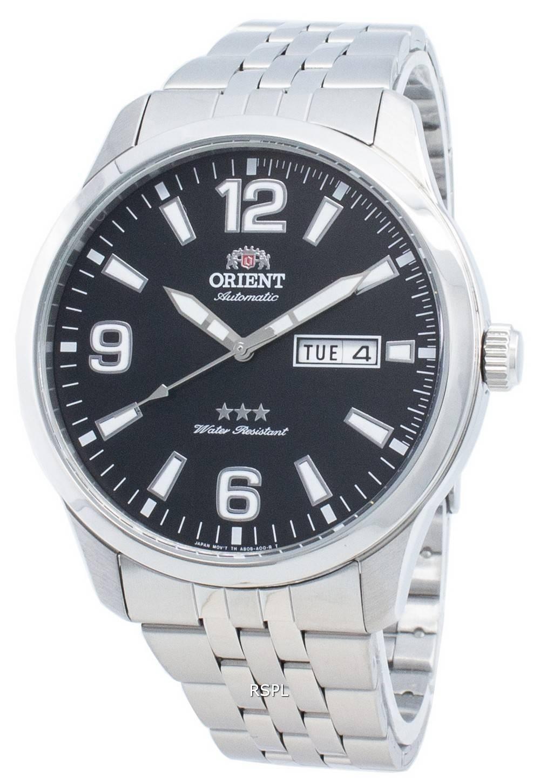 Orient Tri Star RA-AB0007B19B Automatische Herrenuhr