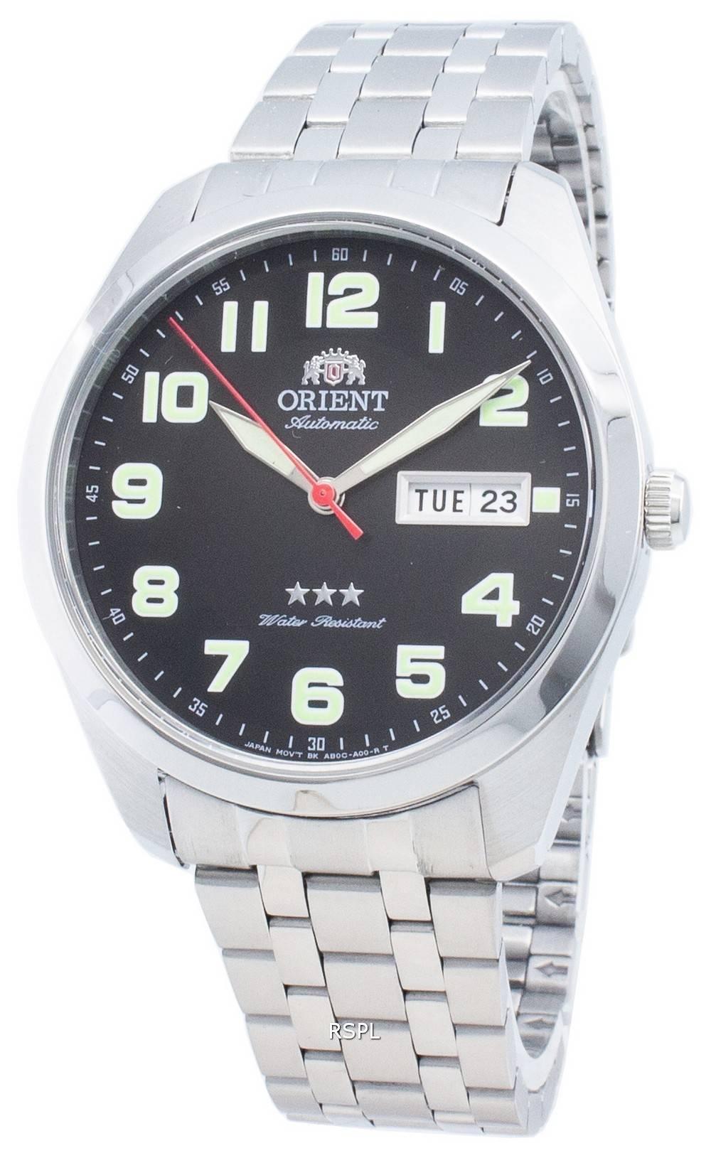 Orient Tri Star RA-AB0024B19B Automatische Unisex-Uhr