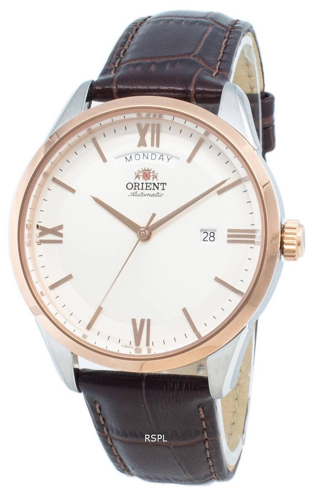 Orient Contemporary Automatic RA-AX0006S0HB Herrenuhr