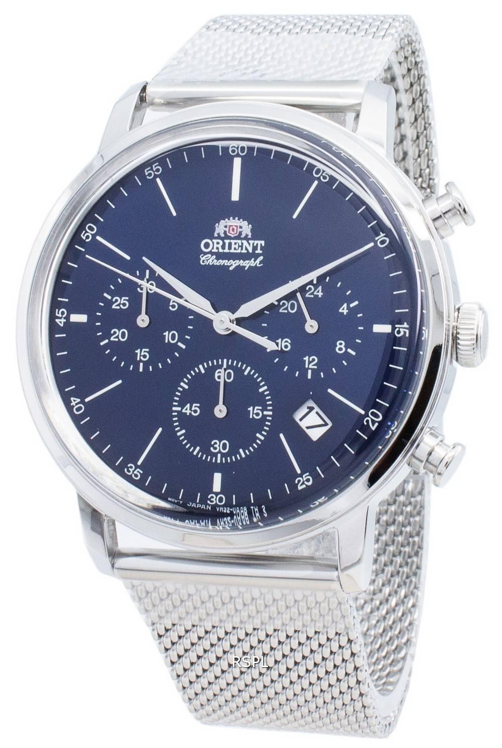 Orient Classic RA-KV0401L10B Chronograph Quarz Herrenuhr