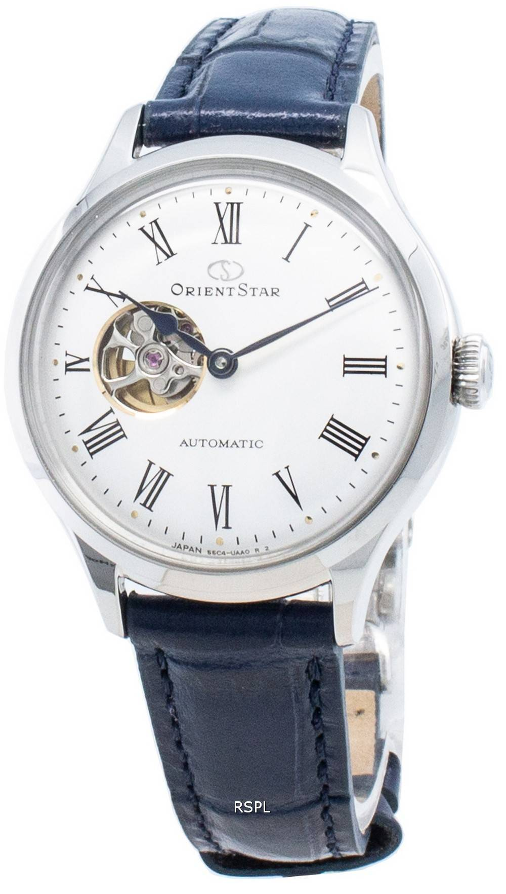 Orient Star Automatic RE-ND0005S00B Damenuhr mit offenem Herz