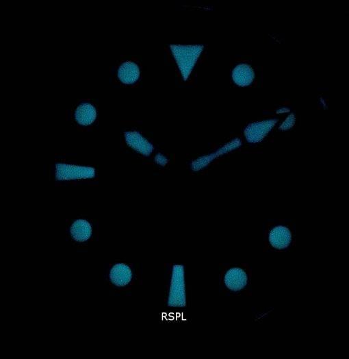 Verhältnis Free Diver Helium-Safe 1000M Saphir Automatik 1068HA96-34VA-RED Herrenuhr