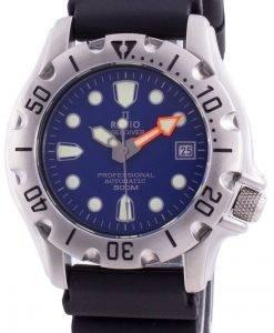 Verhältnis Free Diver Professional 500M Saphir Automatik 32BJ202A-BLU Herrenuhr