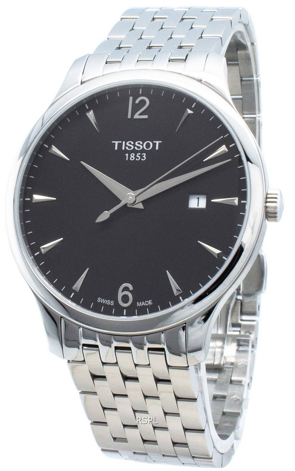 Tissot T-Classic Tradition T063.610.11.057.00 T0636101105700 Quarz Herrenuhr
