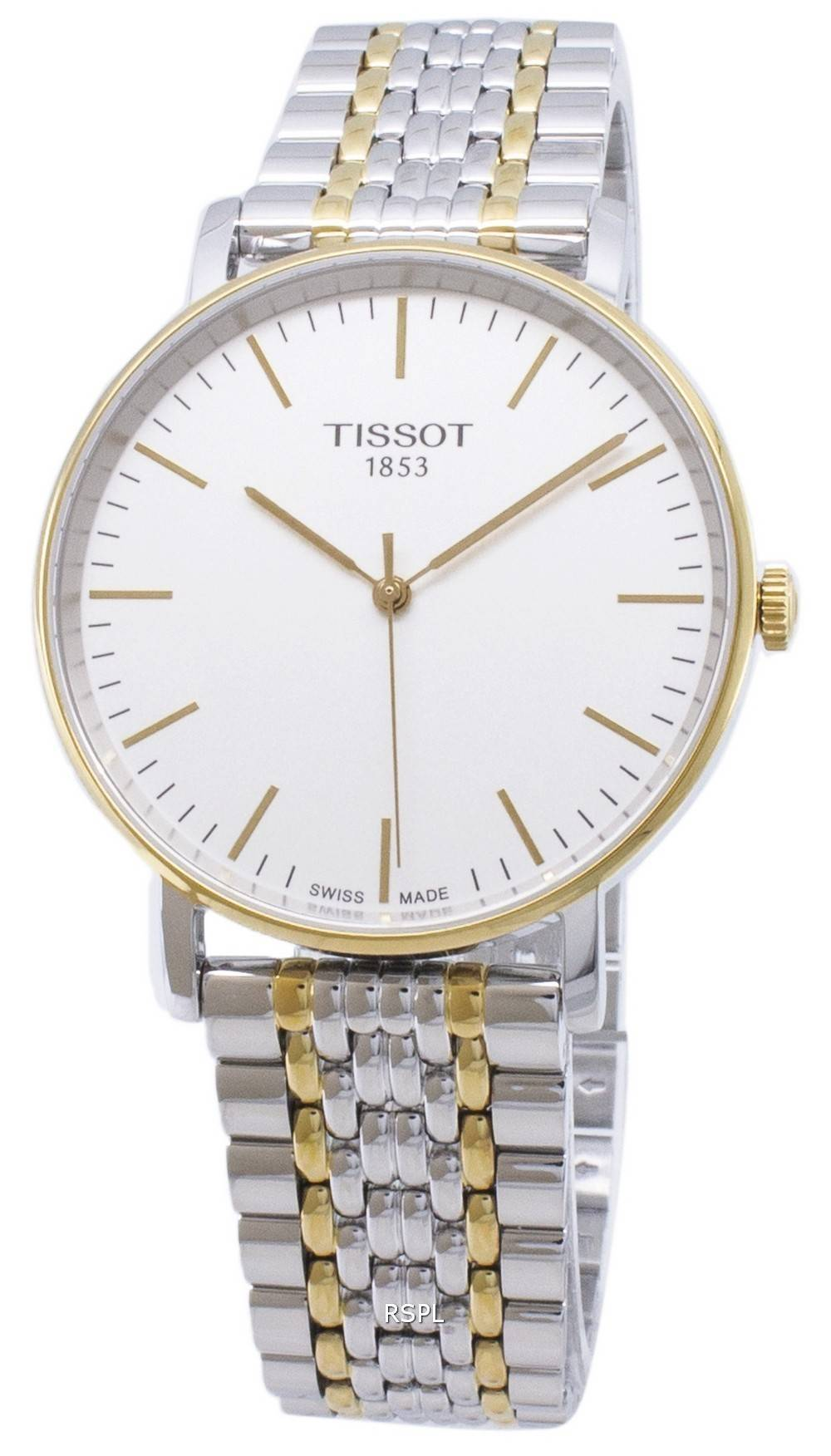 Tissot T-Classic Everytime Medium T109.410.22.031.00 T1094102203100 Quarz Analog Herrenuhr