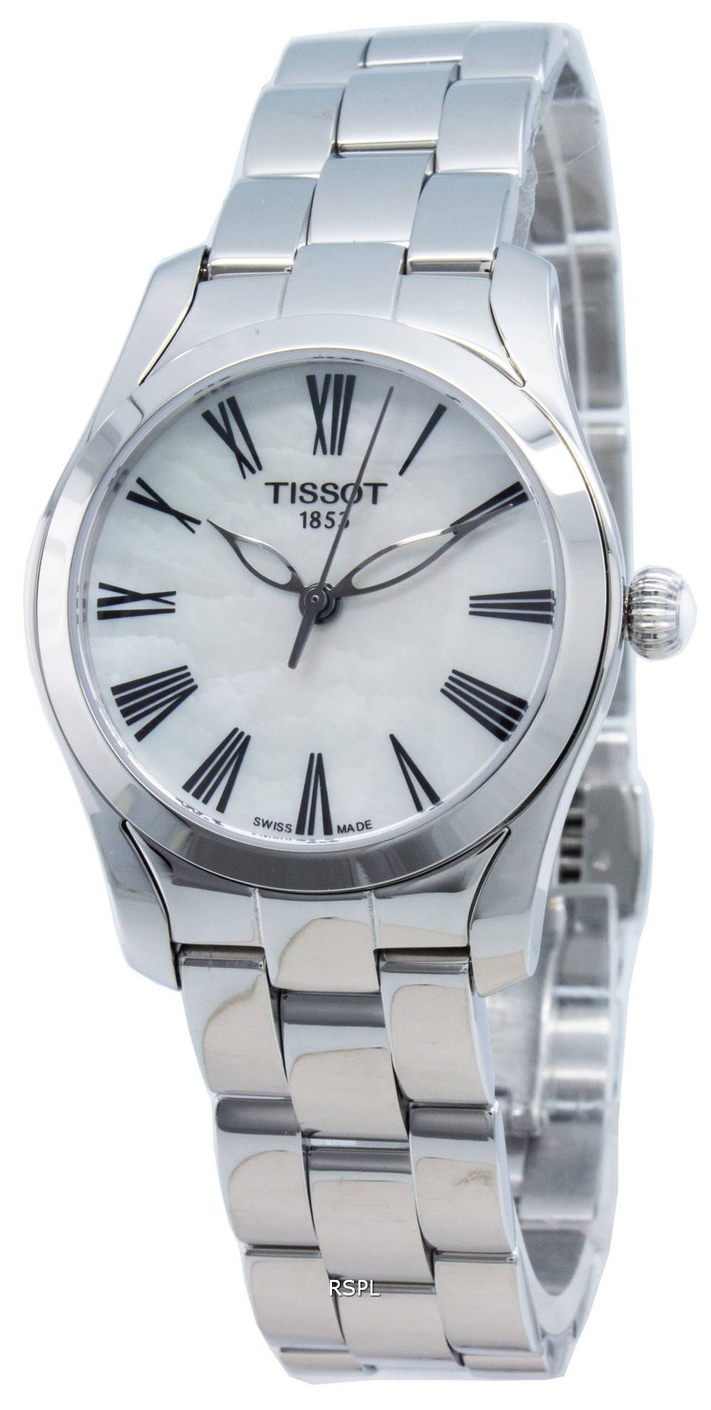 Tissot T-Wave T-Lady T112.210.11.113.00 T1122101111300 Quarz Damenuhr