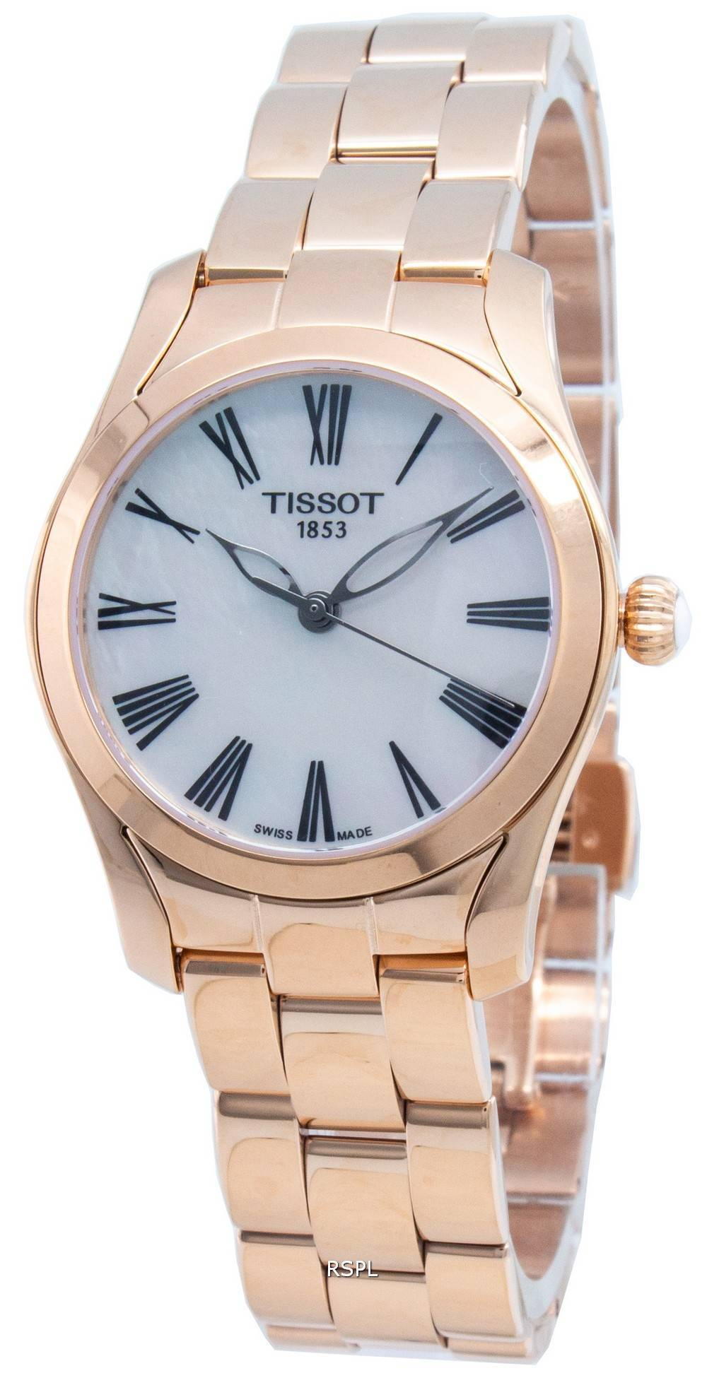 Tissot T-Wave T-Lady T112.210.33.113.00 T1122103311300 Quarz Damenuhr