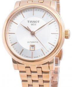 Tissot Automatic Carson Premium T122.207.33.031.00 T1222073303100 Damenuhr