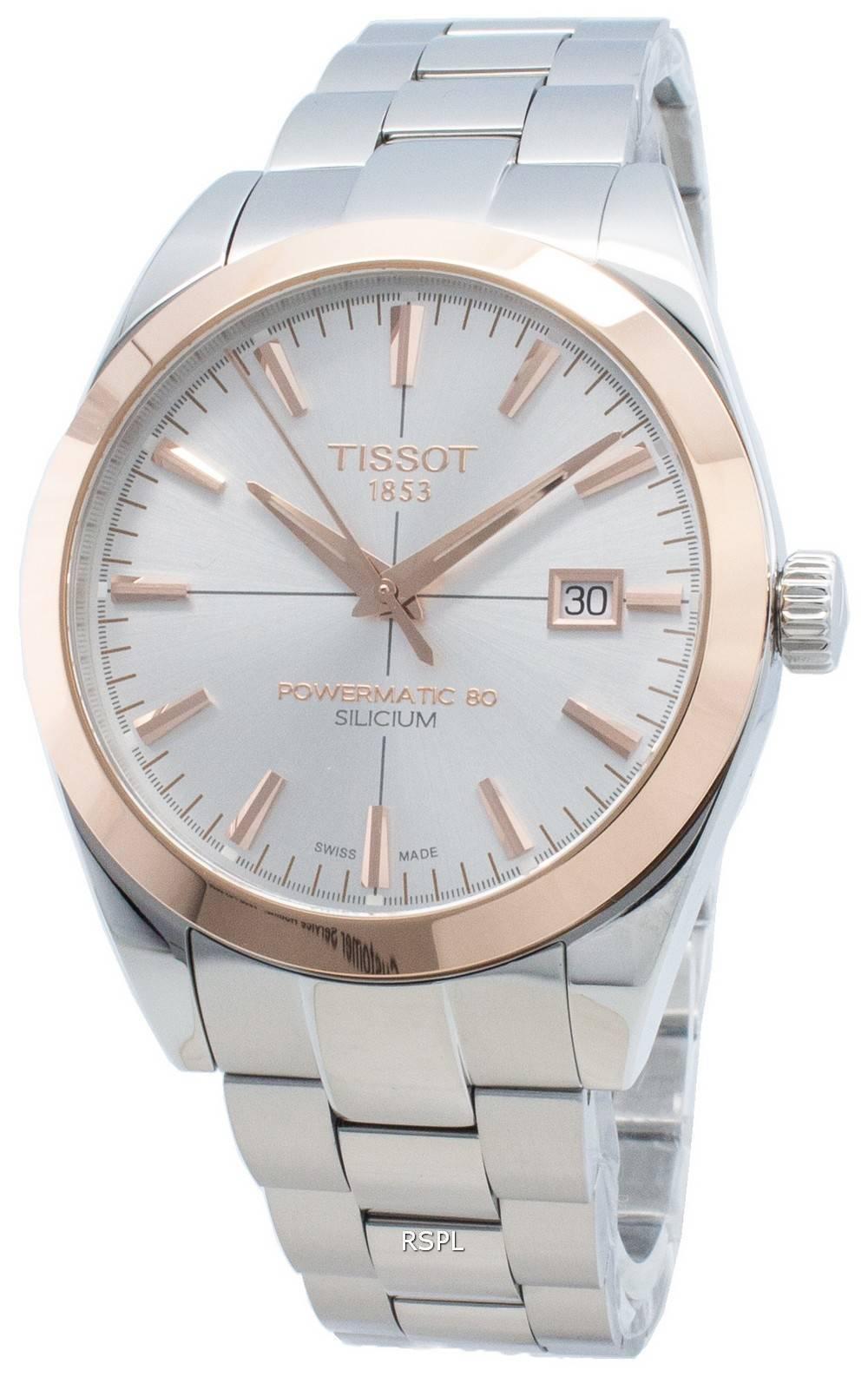 Tissot T-Gold Silicium T927.407.41.031.00 T9274074103100 Automatische Herrenuhr