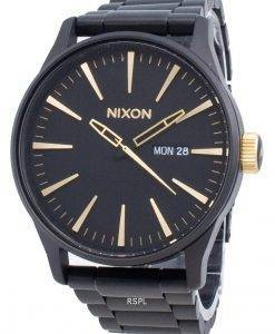 Nixon Sentry SS A356-1041-00 Quarz Herrenuhr