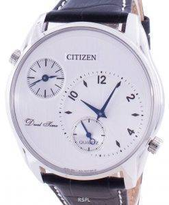 Citizen Dual Time AO3030-24A Quarz Herrenuhr