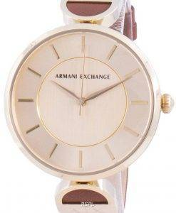 Armani Exchange Brooke AX5324 Quarz Damenuhr