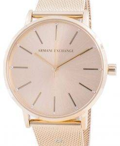 Armani Exchange Lola AX5536 Quarz Damenuhr
