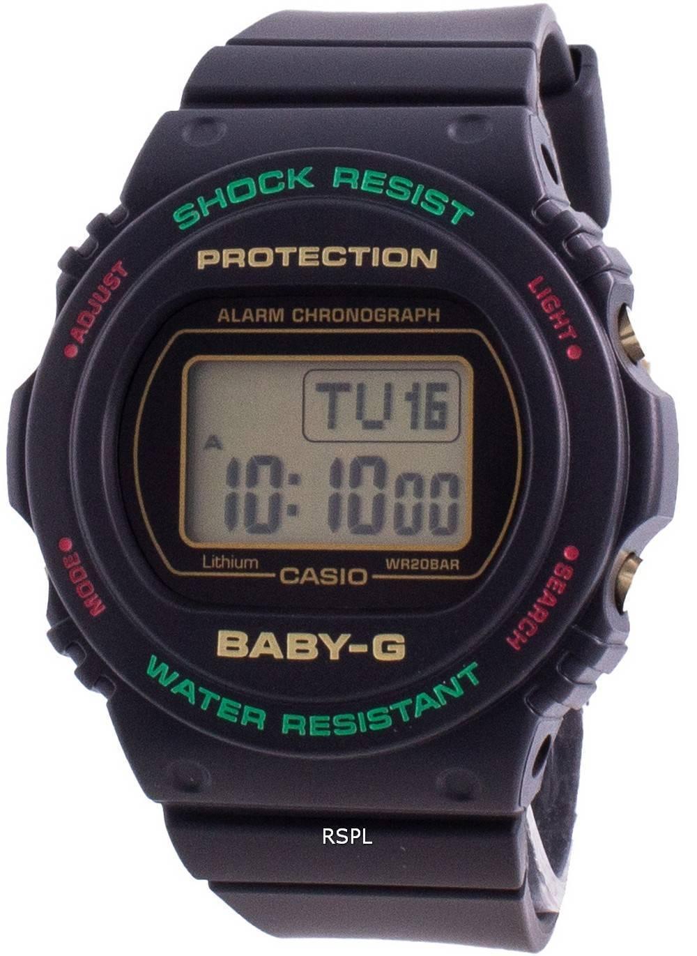 Casio Baby-G BGD-570TH-1 Stoßfeste 200M Damenuhr