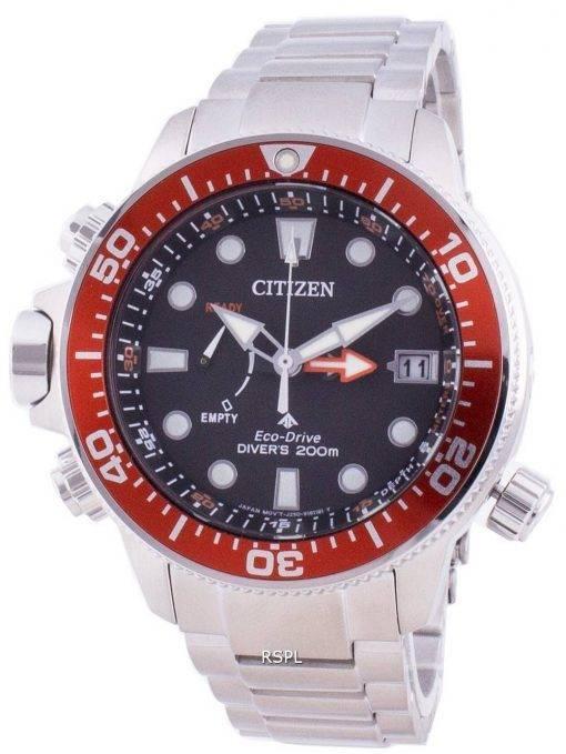 Citizen Eco-Drive Promaster Aqualand BN2039-59E 200M Herrenuhr