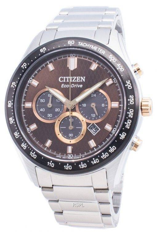 Citizen Eco-Drive CA4456-83X Tachymeter Herrenuhr